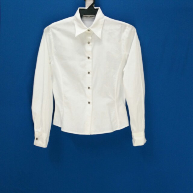 new concept 44c1b c4bb6 NARA CAMICIE Snap Button Blouse/Shirt. Made In Italy.