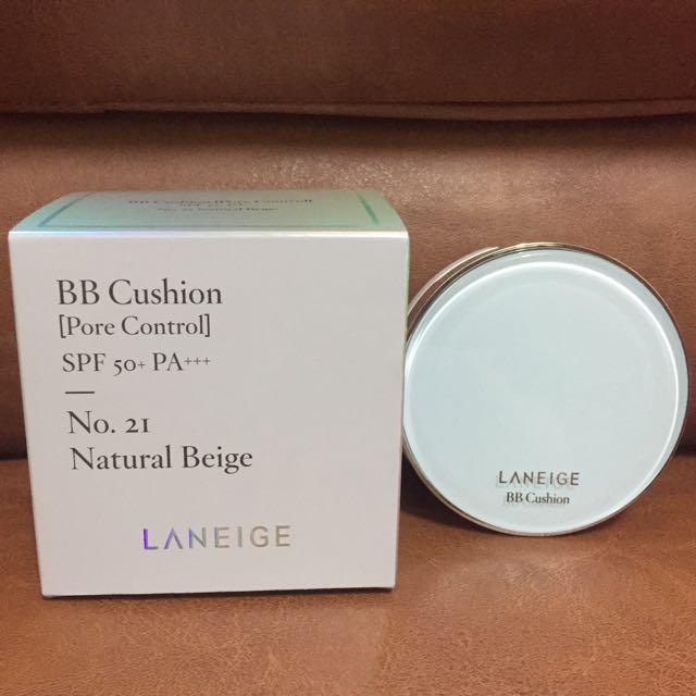 (NEW) Laneige BB Cushion Pore Control