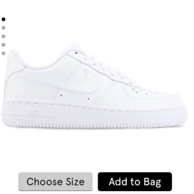Nike Air Force 1 [PRICE DROPPED]