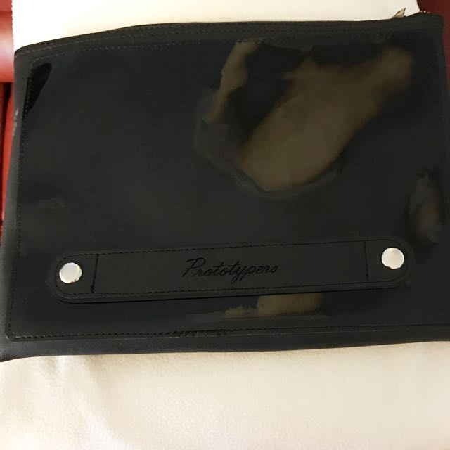 ORIGINAL PROTOTYPERS BALCK CLUTCH