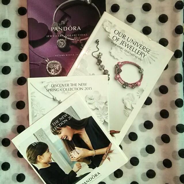 Pandora Brochures 2015 Collection