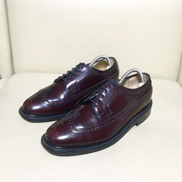 Pierre Cardin Longwings Leather Shoes Cole Haan Bass Aldo Florsheim Massimo Dutti