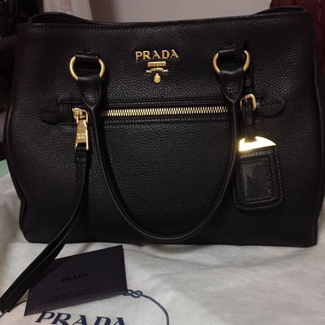 075037bd4e71 ... amazon prada 1bg044 vitello phenix leather bag luxury bags wallets on  carousell 704f0 6d49d