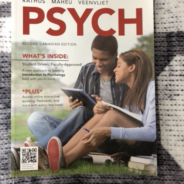 Psych textbook