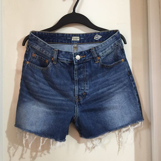 Pull and bear mom shorts