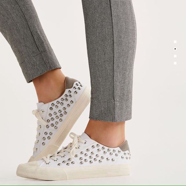 Pull&Bear Studded Sneakers