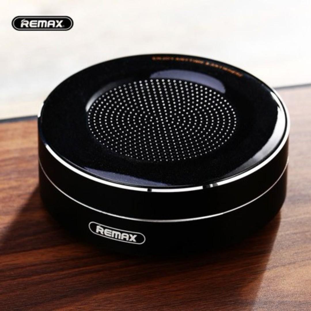 REMAX Bluetooth Speaker 3.5mm Audio MicroSD Wireless RB-M13