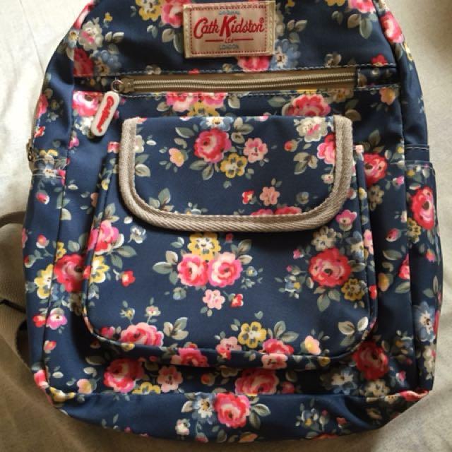 Replica cath kidston backpack