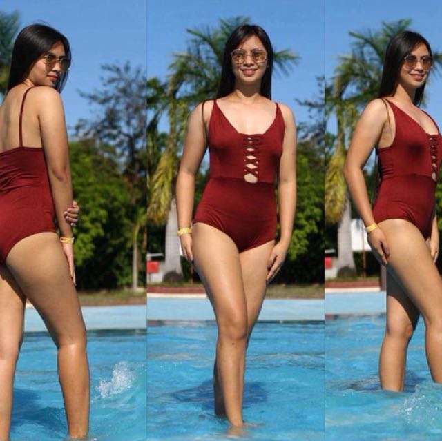 RILEY ONE-PIECE SWIMSUIT ( 3 colors )