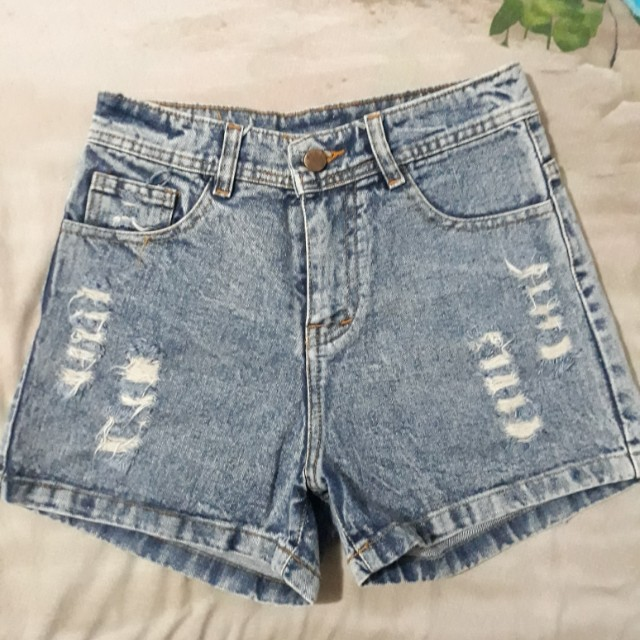 Short Jeans Acid