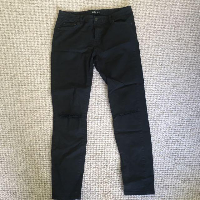 Sportsgirl black jeans
