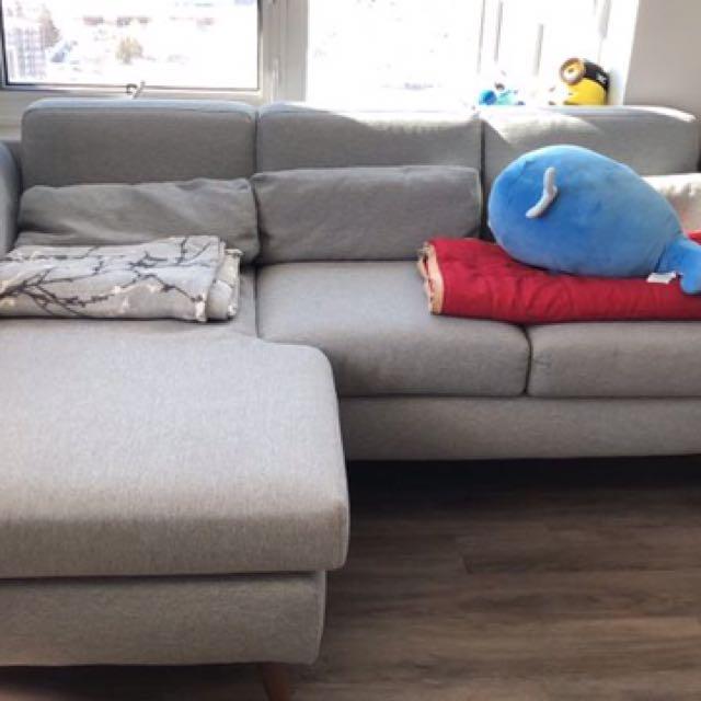 Structube Corner Couch