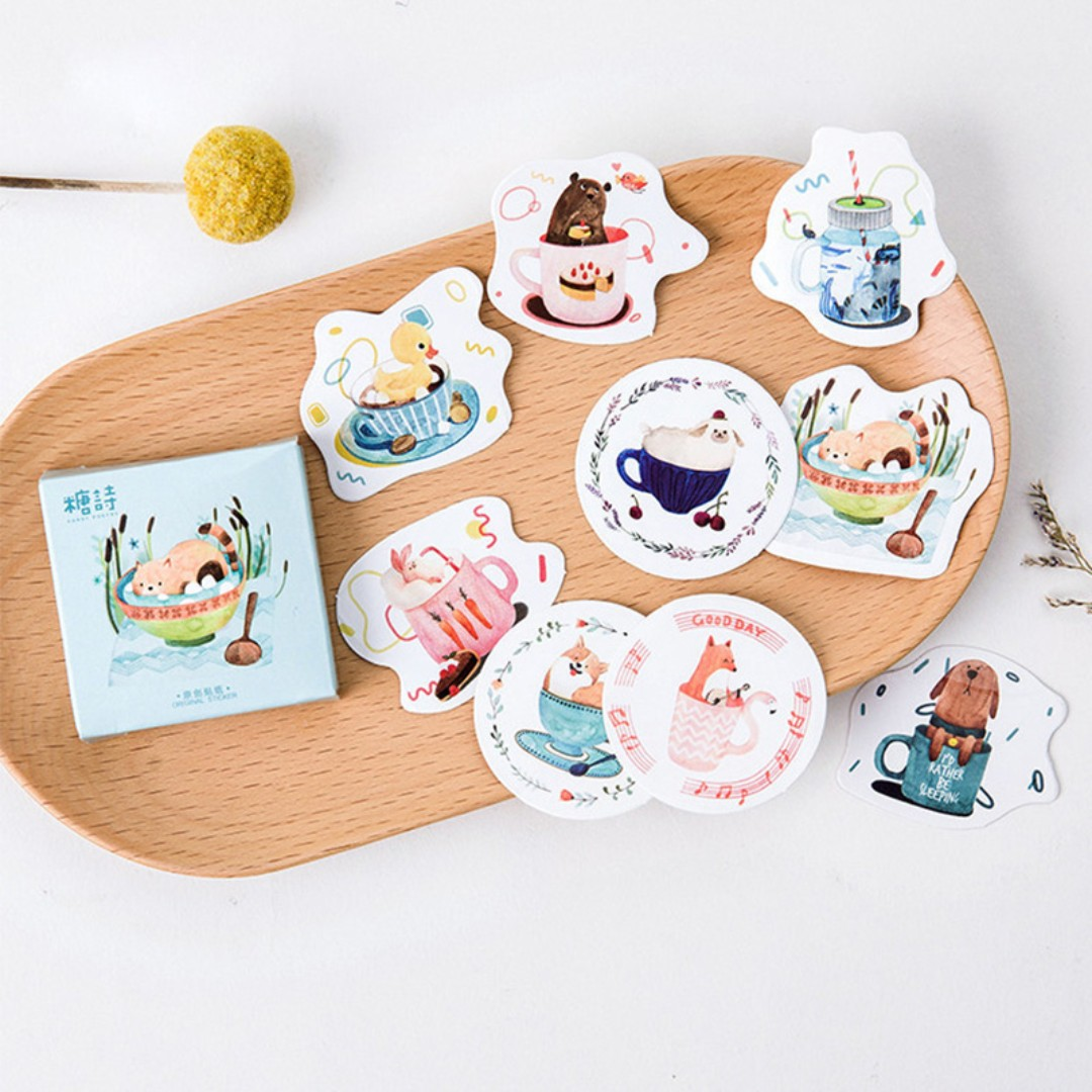 Take a Bath Deco Sticker Pack
