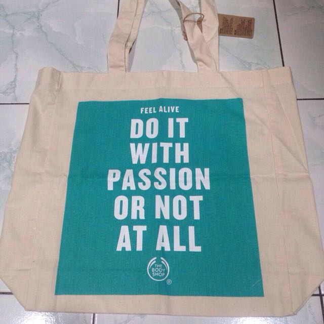 The Body Shop Totebag
