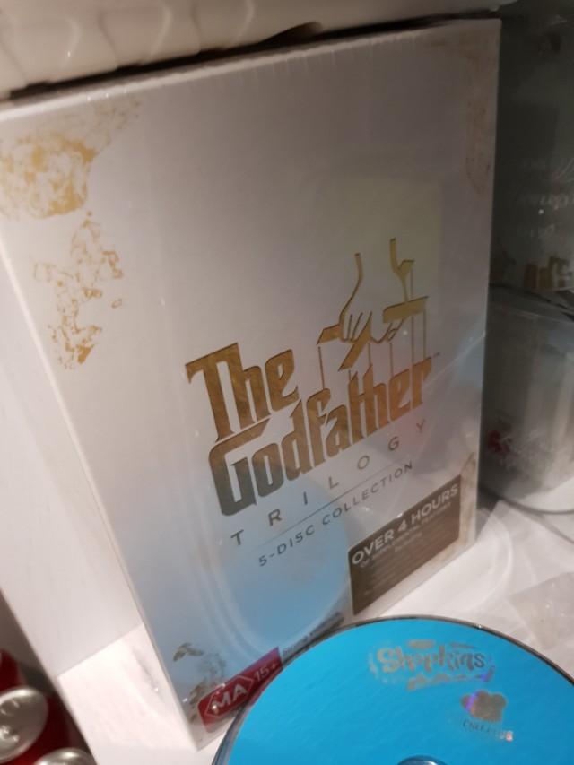 The godfather trilogy box set