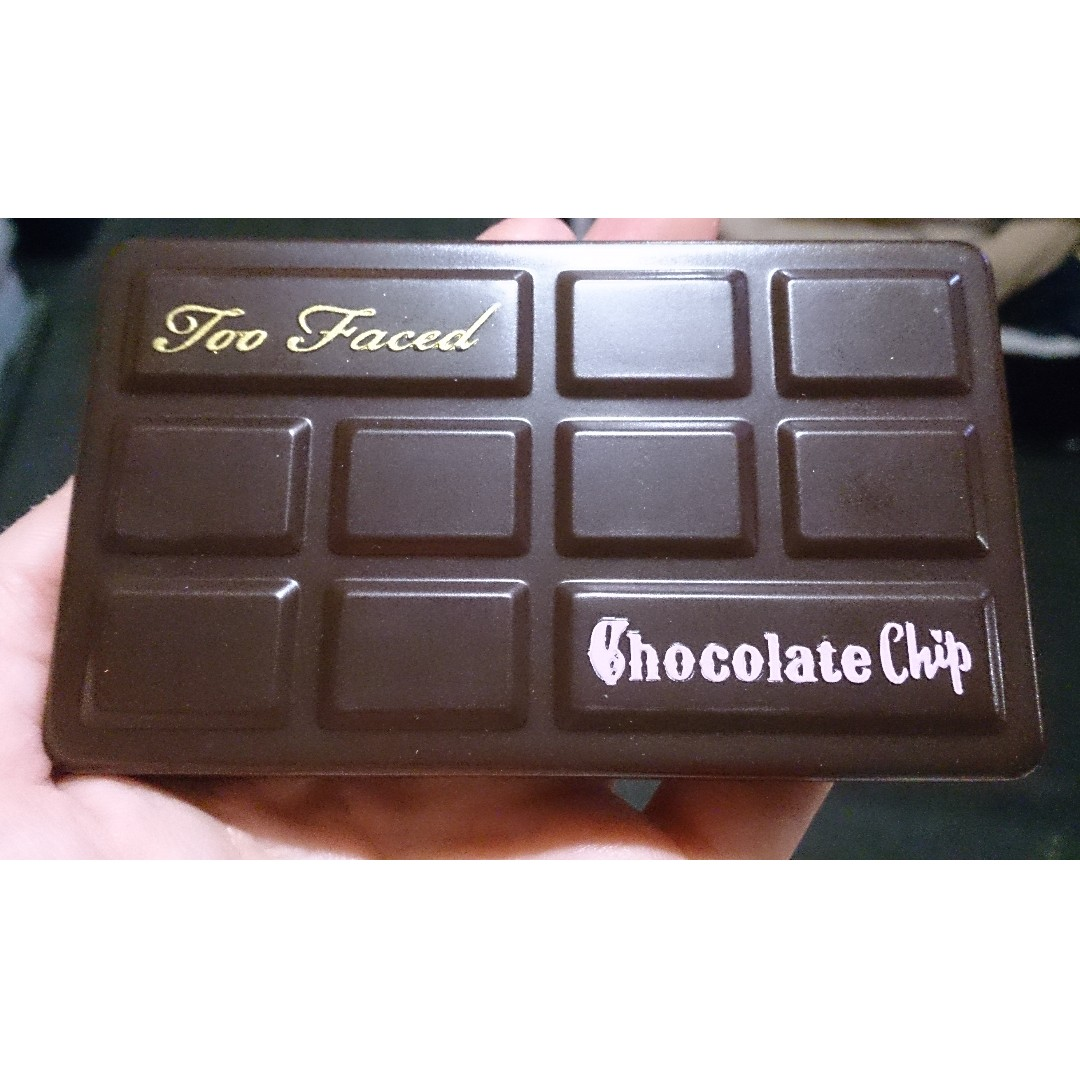 Too faced - matte chocolate chip palette