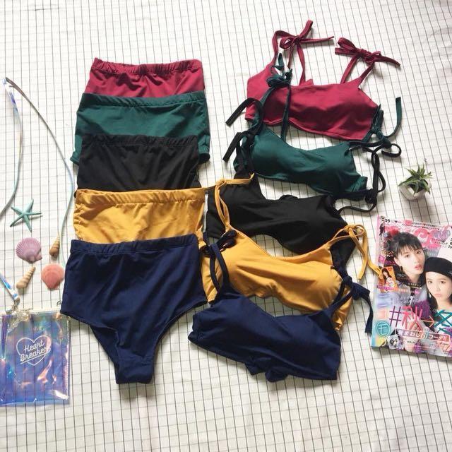 Two-Piece Swimwear
