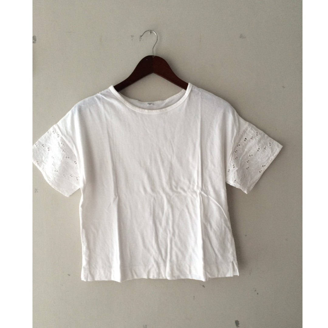 Uniqlo White