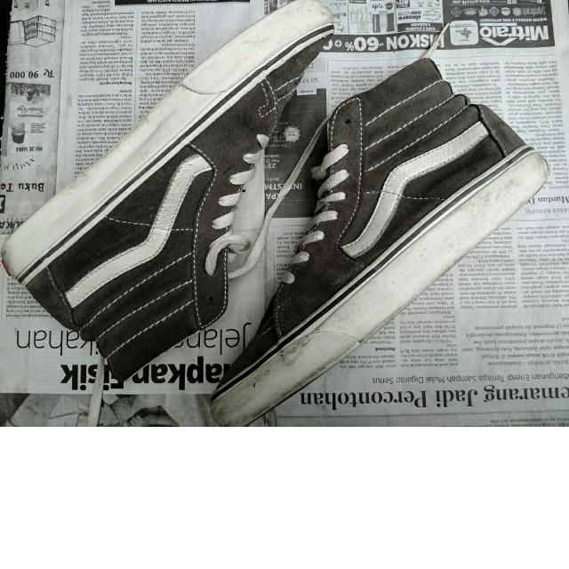 Vans sk8 grey