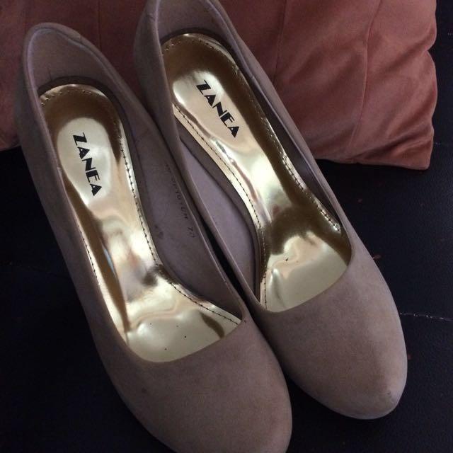 Zanea Platform Shoes S7