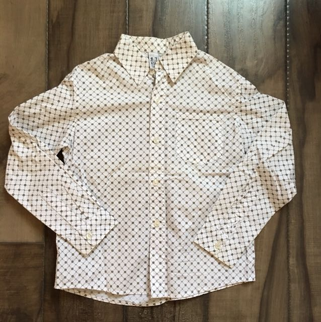 全新ZARA男童襯衫