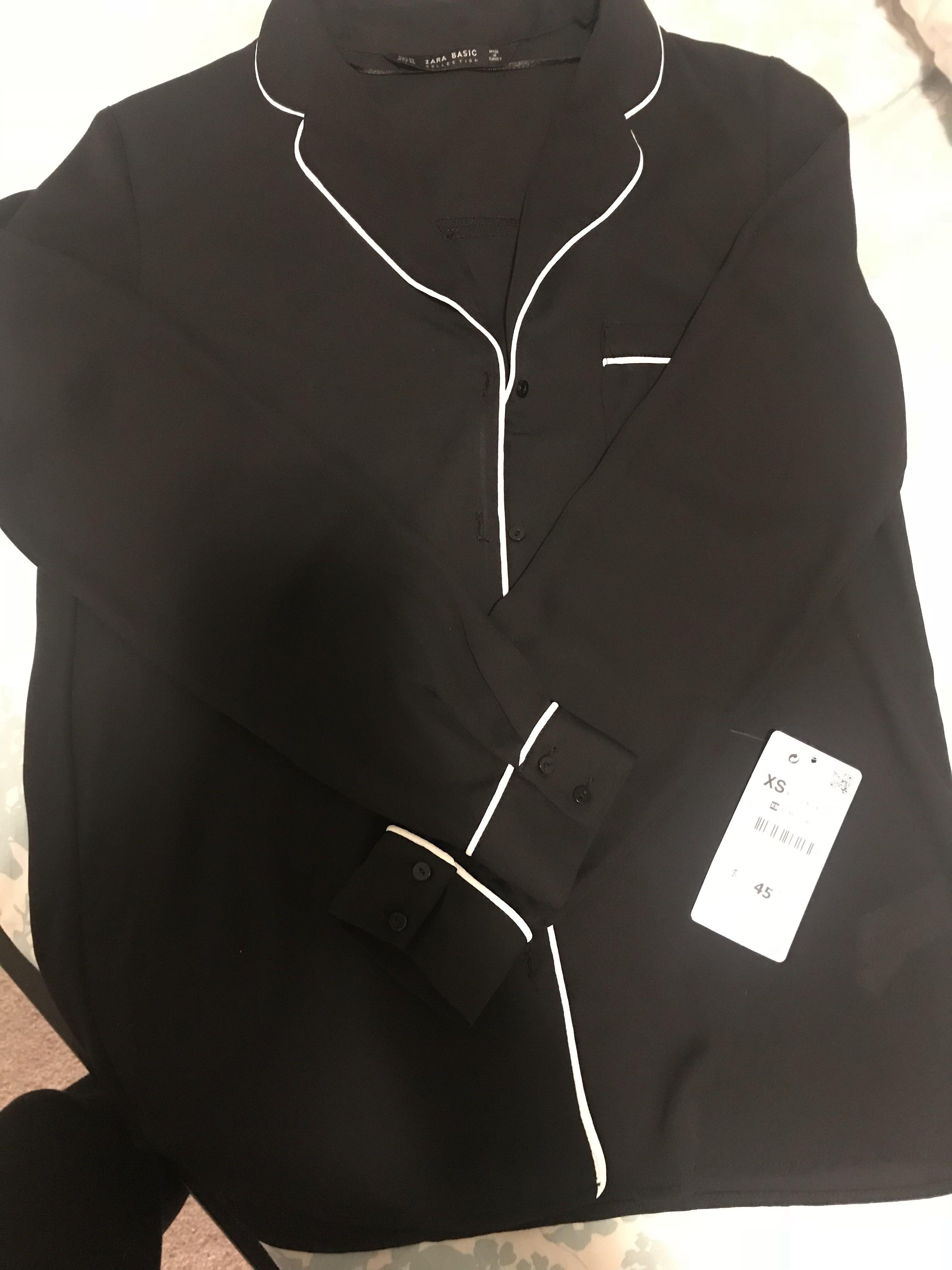 Zara Basic Top XS