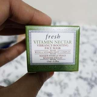Fresh Vitamin Nectar (15ml)