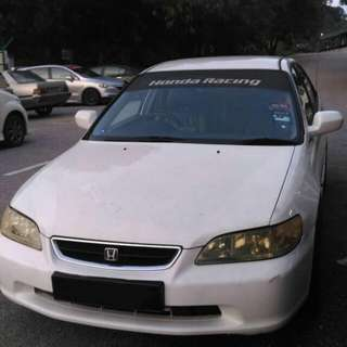 Honda Accord 20 auto Vtec 1997