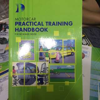 Driving Practical Book