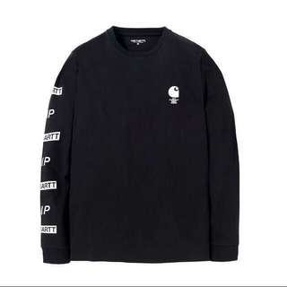 Carhartt WIP x Mo'design 長袖上衣