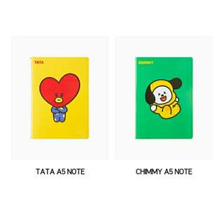 [NON PROFIT] BTS BT21 A5 NOTEBOOK