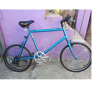 JAPAN MINI VELO (FREE DELIVERY AND NEGOTIABLE!)not folding bike