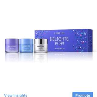 LANEIGE DELIGHT POP