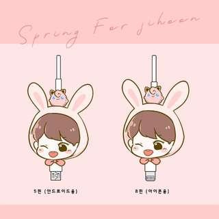 [Pre Order] Jihoon / Ong / Jisung Cellphone Cable
