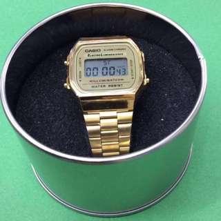 Casio Gold / Silver watch
