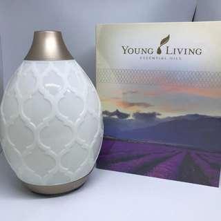 [3 FREE OILS] Young Living Desert Mist Premium Starter Kit + FREE Tea Tree 5ml, Oregano 5ml, Eucalyptus Radiata 15ml