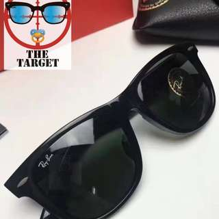 ray ban wayfarer 54mm size rayban brand new  original  full packages rb2140 901