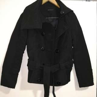 Branded Trench Coat and Jacket