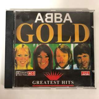 ABBA VCD - Music Videos