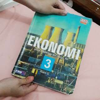 Buku Ekonomi Kelas 3 Esis