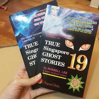 True Singapore Ghost Stories