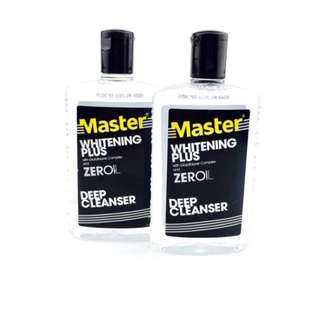 FREEBIE Master Whitening Plus Deep Cleanser