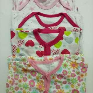 Bodysuits & Sleepsuits Libby