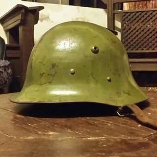 Bulgarian Army Nazi Helmet