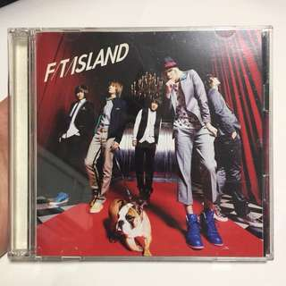 FT Island Flower Rock專輯