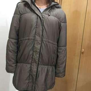 Large Size Winter Coat