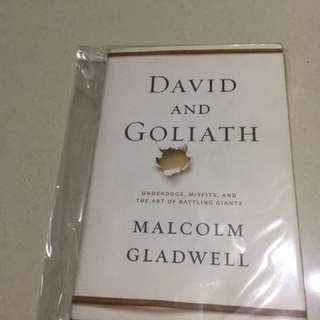 "Expire 15th Feb-Malcom Gladwell's ""David & Goliath"""