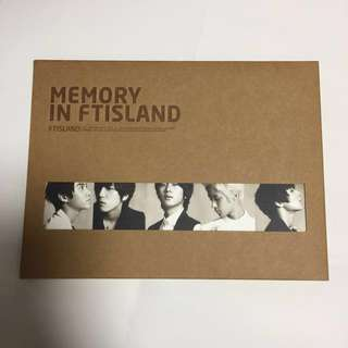 FT Island Memory in FTIsland專輯