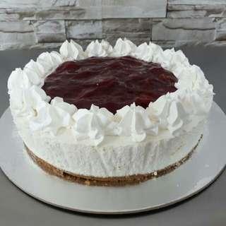 Strawberry Cheesecake ( No bake )