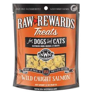 Northwest Naturals Raw Rewards Wild Caught Salmon Treats (2.5oz)